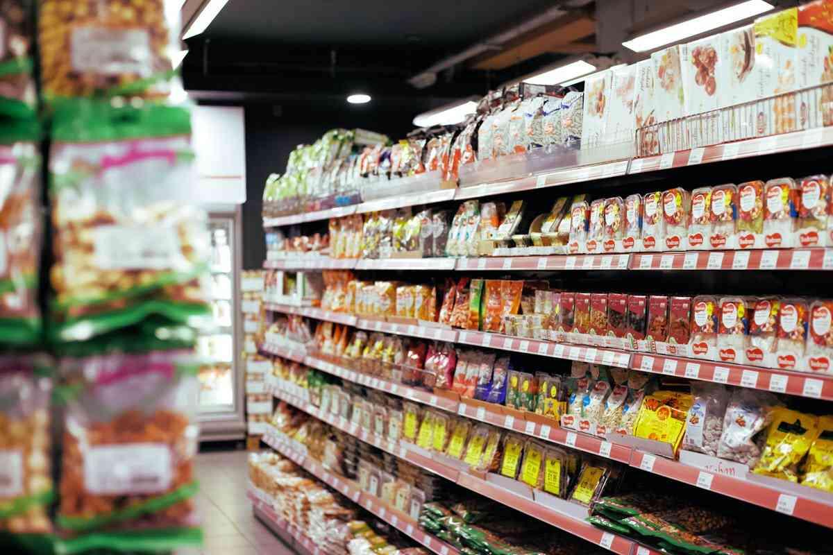 おすすめバイト④:スーパーの店員